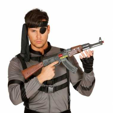 Speelgoed machinegeweer ak47 62cm prijs