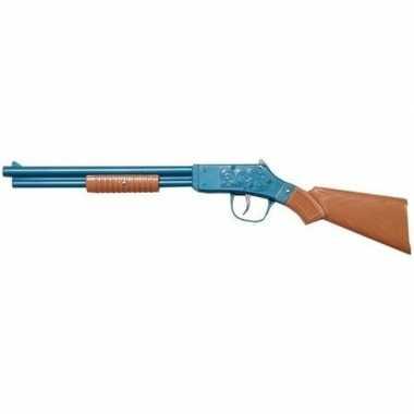 Speelgoed/verkleed geweer shotgun 50 cm voor kinderen/volwassenen pri