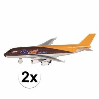 Speelgoed vliegtuigje metaal prijs
