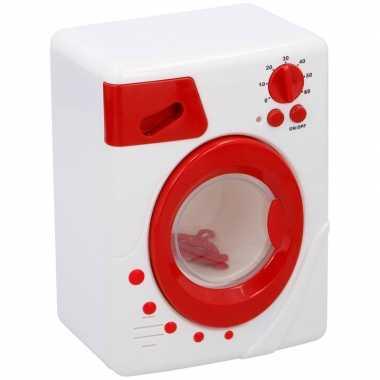 Speelgoed wasmachine met licht en geluid voor jongens/meisjes prijs
