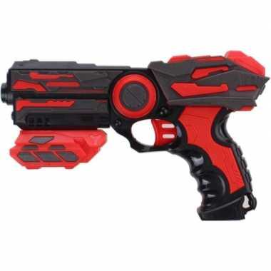 Speelgoedspace pistool met foam kogels/pijlen prijs