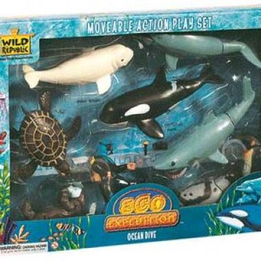 Vergelijk speelset onderwater wereld prijs