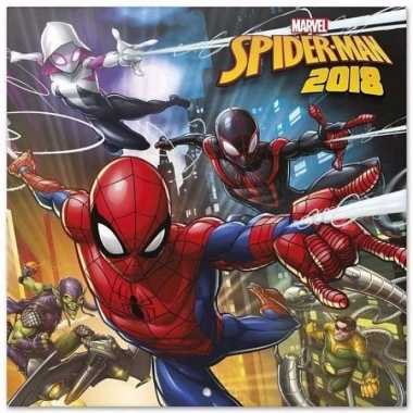 Vergelijk spiderman verjaardagskalender 2018 prijs