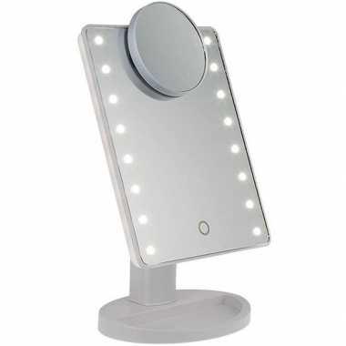 Spiegel met led verlichting en vergrootspiegel prijs