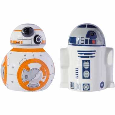Star wars droids/robots peper en zout setje prijs