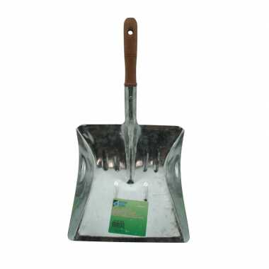 Stevige zinken stof blik 22 cm prijs