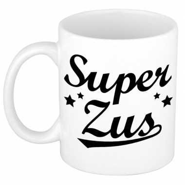 Super zus cadeau mok / beker voor 300 ml prijs