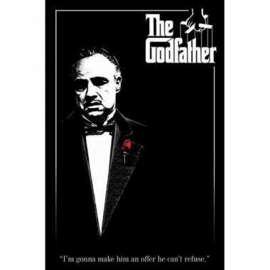 The godfather maxi poster 61 x 91,5 cm prijs