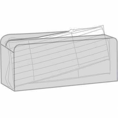 Tuinkussen opberghoes grijs 130 cm prijs