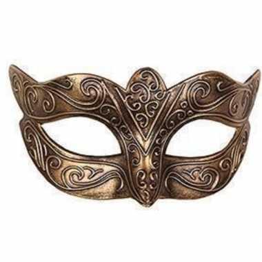 Venetiaans masker loup goud prijs