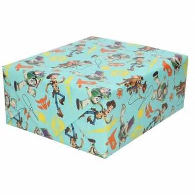Verjaardag kadopapier disney toy story 200 x 70 cm prijs