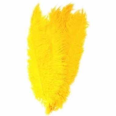 Verkleed spadonis sierveer geel 50 cm prijs