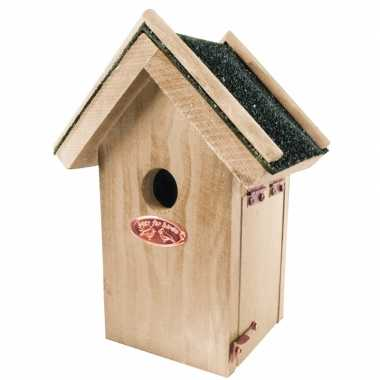 Vogelhuisje voor het winterkoninkje 16x22 cm prijs