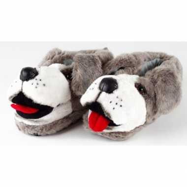 Volwassenen dieren pantoffels hond prijs