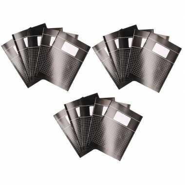 Voordeelpakket 15x a4 ruitjes schriften 10 mm prijs