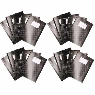 Voordeelpakket 20x a4 ruitjes schriften 10 mm prijs