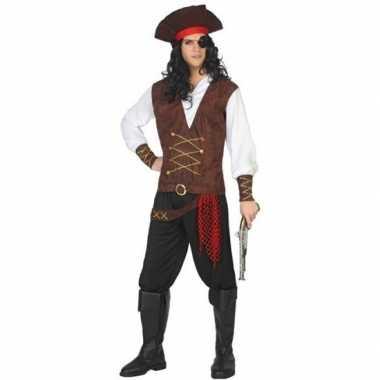 Voordelig piraten kostuum lewis voor volwassenen prijs