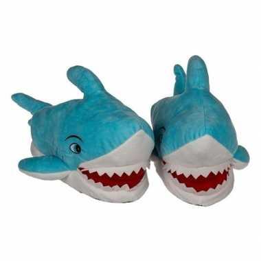 Warme haaien sloffen voor meisjes prijs