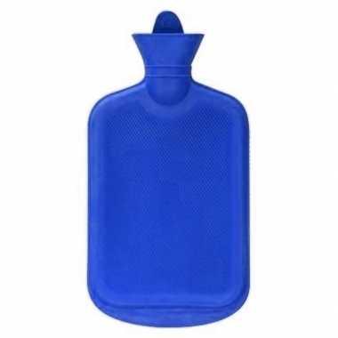Winter kruik blauw 2 liter prijs