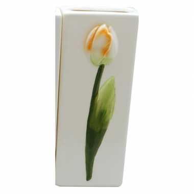 Witte verwarming verdamper tulp 20 cm prijs