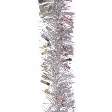 Zilveren feestslinger 200 cm prijs