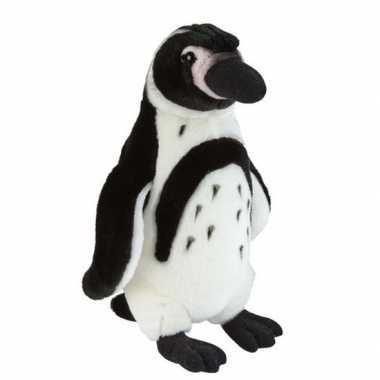Zwart/witte pinguins knuffels 32 cm knuffeldieren prijs