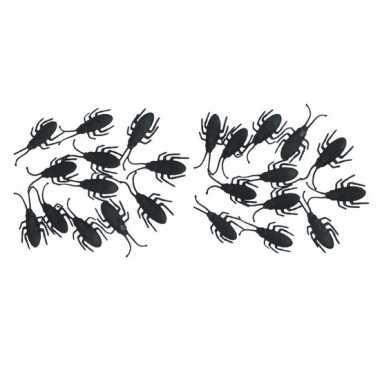 Zwarte nepkevers 24x stuks 7 cm prijs
