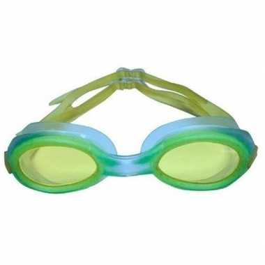 Zwembril voor kinderen geel prijs
