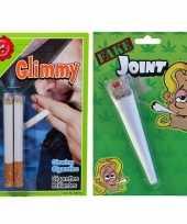 Vergelijk 1 april roken blowen pakket prijs