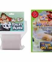 Vergelijk 1 april wc toilet pakket prijs
