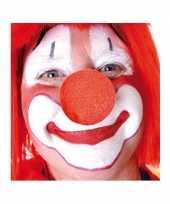 Vergelijk 100x stuks carnaval neus neuzen rood prijs