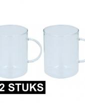 Vergelijk 12x glazen voor thee 400 ml prijs