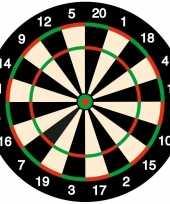 Vergelijk 25x feest onderzetters bierviltjes darters dartbord prijs