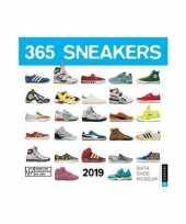 Vergelijk 365 sneakers kalender 2019 prijs