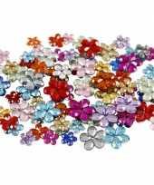 Vergelijk 504x hobby materiaal glitter steentjes bloemetjes prijs