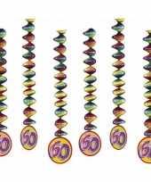 Vergelijk 60 jaar versiering rotorspiralen prijs 10153305