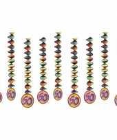 Vergelijk 60 jaar versiering rotorspiralen prijs 10153306