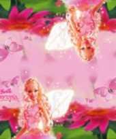 Vergelijk 60x barbie feest servetten fairytopia roze 33 x 33 cm kinderverjaardag prijs