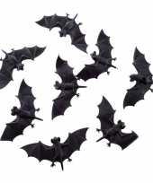 Vergelijk 8x plastic horror vleermuizen 10 cm prijs