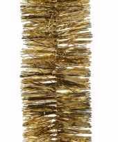 Vergelijk ambiance christmas kerstboom decoratie slinger goud 270 cm prijs 10097980