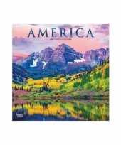 Vergelijk amerika droomlanden kalender 2019 prijs