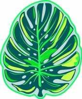 Vergelijk badlaken tropisch blad foglia voor volwassenen 130 x 155 prijs