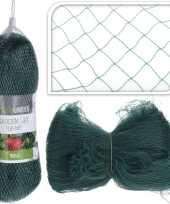 Vergelijk beschermnet groen 4 x 5 meter prijs