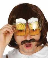 Vergelijk bierglazen partybril prijs 10152489
