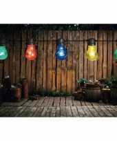 Vergelijk binnen buiten verlichting lichtsnoer 10 meter met gekleurde led lampjes prijs 10164095