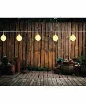 Vergelijk binnen buiten verlichting lichtsnoer 10 meter met warm witte led lampjes prijs 10164103