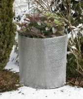 Vergelijk bloemen planten vorst bescherming folie op rol 5 m x 50 cm prijs