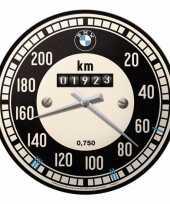 Vergelijk bmw wandklok tachymeter 31 cm prijs