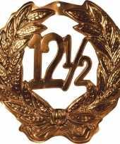 Vergelijk brons huldebord 12 5 jaar prijs