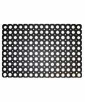 Vergelijk deurmat buitenmat rubber 60 x 40 cm prijs